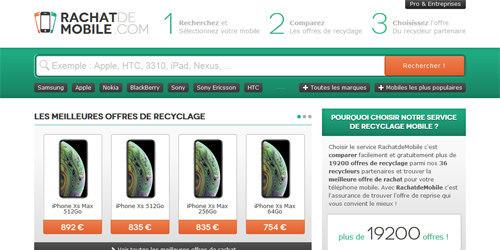 De l argent contre le recyclage de votre LG