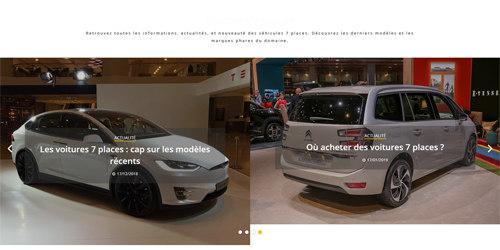 Actualité Automobile, essais nouveaux modèles et résultats sport auto