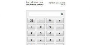 Un site de calculatrice en ligne bien pratique