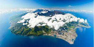 Rencontre à l'île de la Réunion