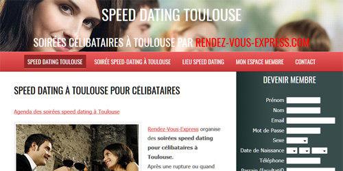 L'amour est possible avec les speeddating sur Toulouse